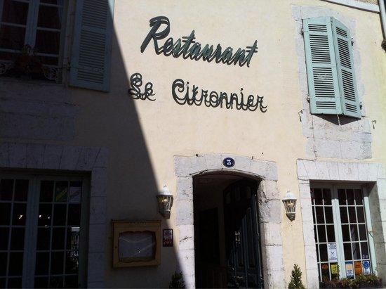 Le Citronnier: Votre halte gourmande à Ribérac.
