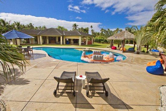 GT's - Rarotonga Fishing Lodge