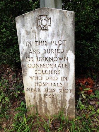 Silverdale Confederate Cemetery Chattanooga Tripadvisor