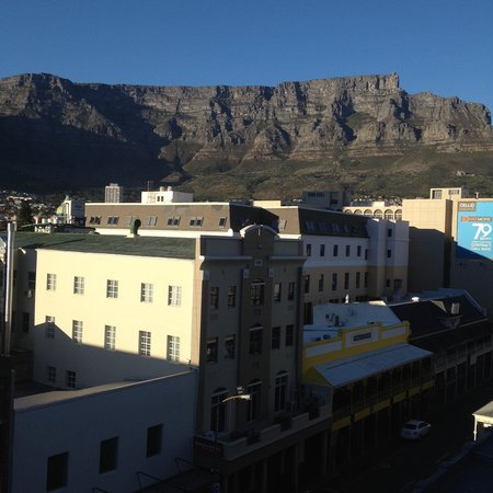 Urban Chic Boutique Hotel: view