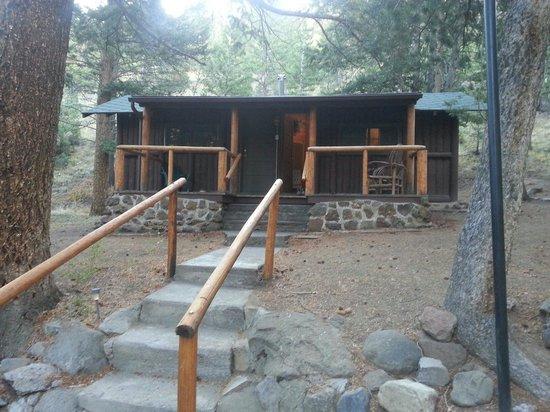 Bill Cody Ranch : Cabane n5