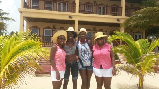 A Belizean Nirvana: Girls' trip 2014