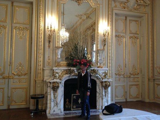 Grand Salon Du Palace Picture Of Shangri La Hotel Paris