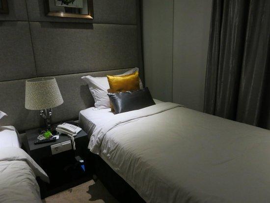 Serela Merdeka: Small room, but clean.