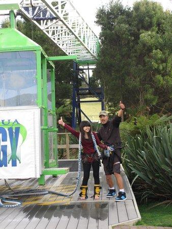 Agroventures Adventure Park: bungy