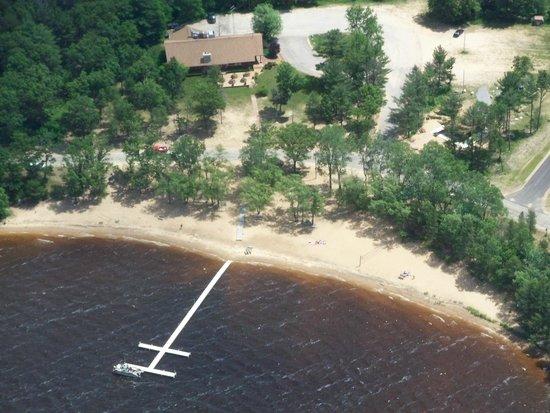 Carlsons Rustic Ridge: Aerial Photo of Carlson's Rustic Ridge