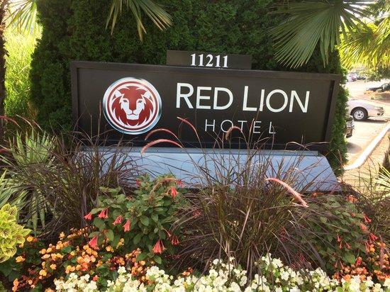 Red Lion Hotel Bellevue: Red Lion Inn Bellevue