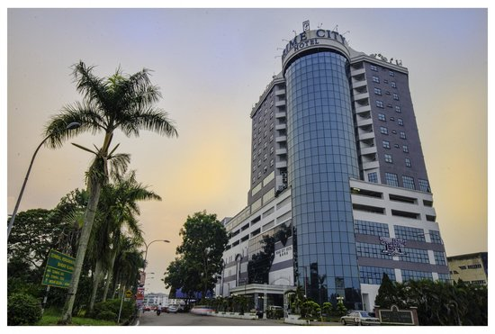 Kluang, Malaysia: Prime City Hotel