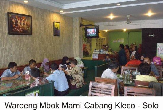Waroeng Mbok Marni Kleco