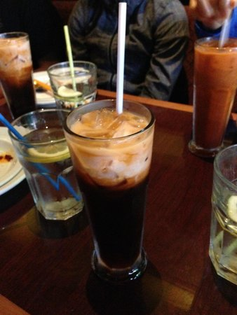 Mandalay : Ice tea