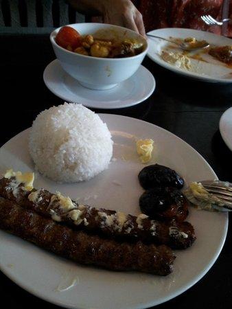 Mister Kabab: Chelo Kabab