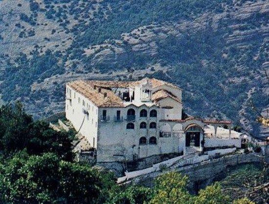 Καλάβρυτα, Ελλάδα: makellaria monastery