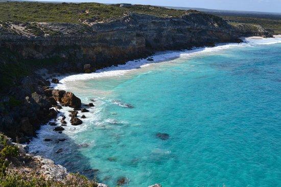 Southern Ocean Lodge: Cliff Top Walk