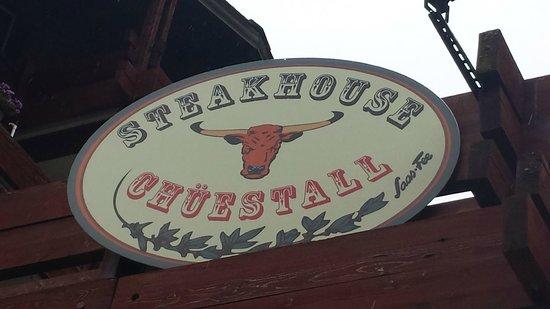 Restaurant Chuestall : Emblem
