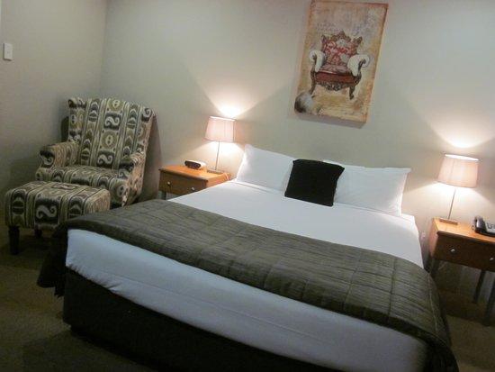 Cosmopolitan Motel & Serviced Apts : Studio