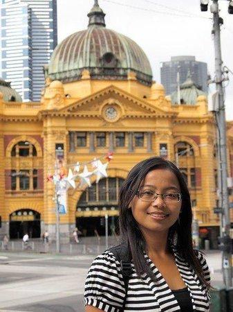 Flinders Street Station Photo