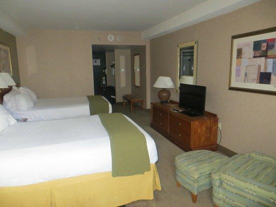 Holiday Inn Express Philadelphia-Midtown: Gemütliche Zimmer
