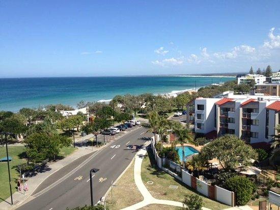 ULTIQA Shearwater Resort: View from balcony