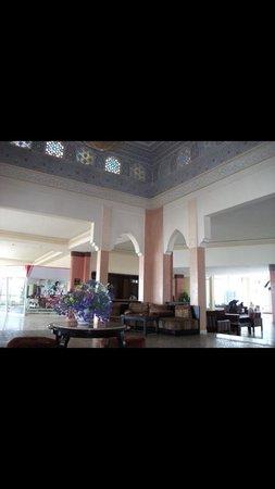 Hotel Club Al Moggar: Lobby
