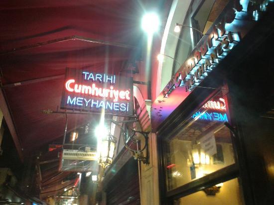 Photo of Cumhuriyet Meyhanesi taken with TripAdvisor City Guides