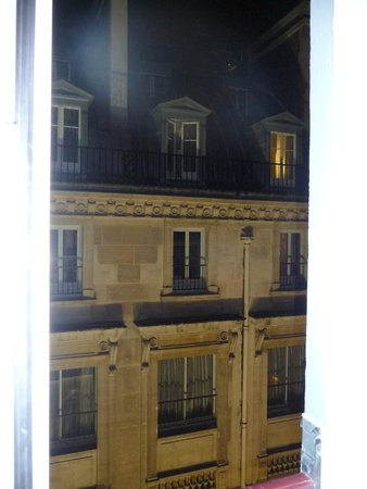 Hotel du Continent : view from windows