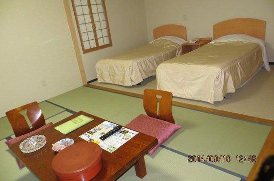 Kindayu : 部屋