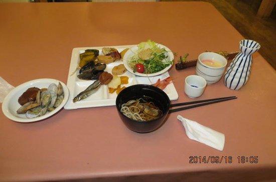 Kindayu : 夕食