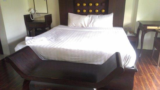 Mandawee Resort & Spa: ห้องนอนใหญ่