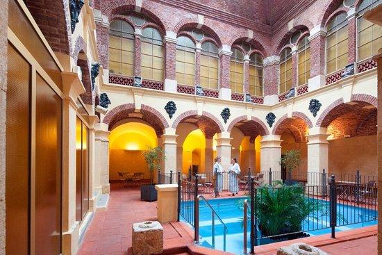 Les thermes de mondony et les thermes romains avis de - Office de tourisme amelie les bains ...