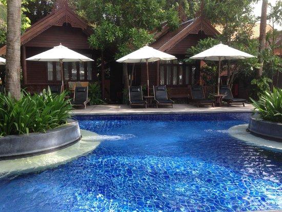 Samui Paradise Chaweng Beach Resort: main swimming pool