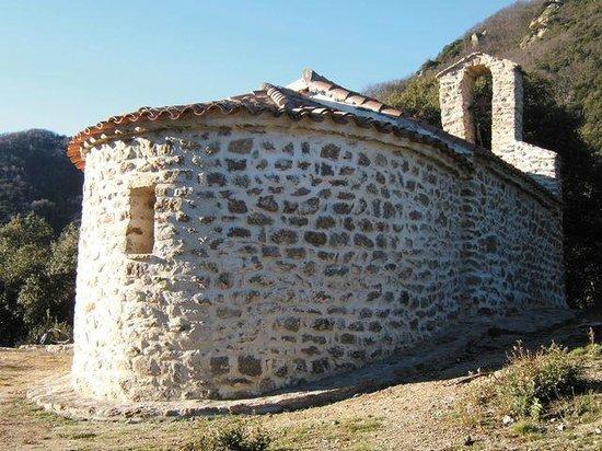 Chapelle santa engracia am lie les bains palalda francia - Les bains d orient 75010 ...