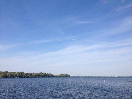 Lake Mendota: Chill