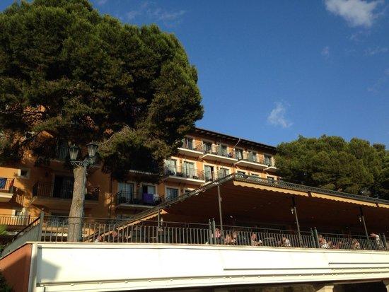 Occidental Playa de Palma: L'hôtel