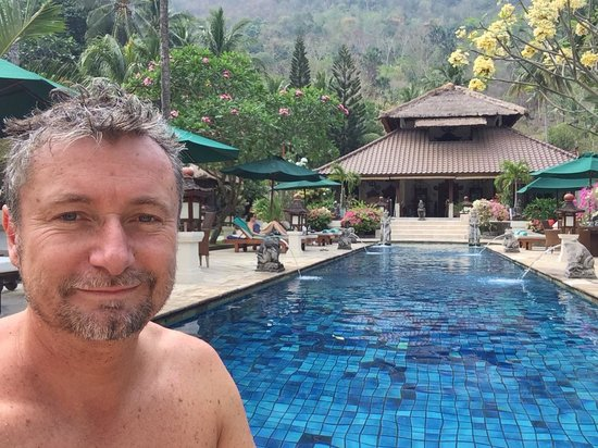 Puri Mas Boutique Resort & Spa : The Spa. Well worth a visit.