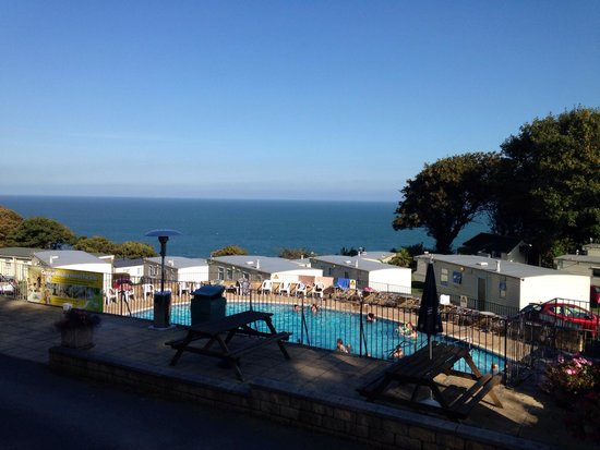 The Shop Picture Of Sandaway Beach Holiday Park Combe Martin Tripadvisor