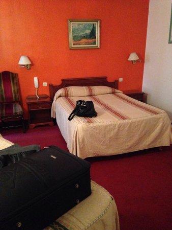 Metropol Hotel: Room 41