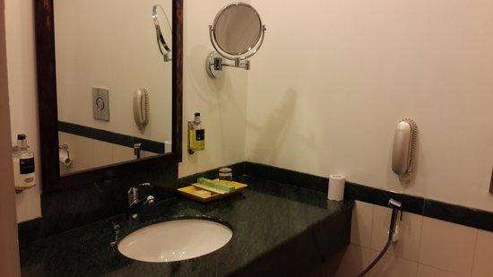 Lemon Tree Premier, HITEC City : Bathroom