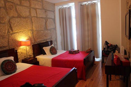 Oporto House: Cute bedrooms