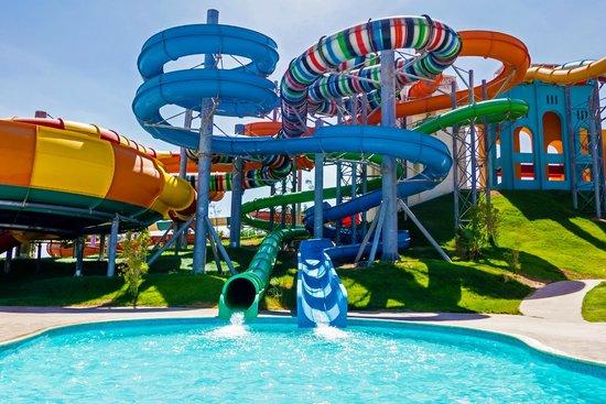 فندق سينسيمار مكادى: Makadi Water World - Madinat Makadi