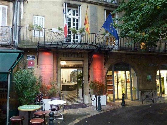 Hôtel de France : Entrée