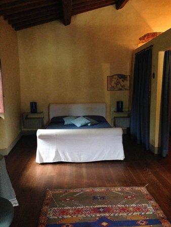 La Sorgente di Francesca: Bad mattress