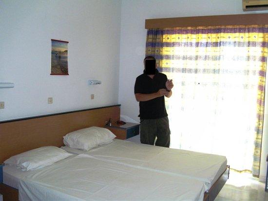 Argiro Village: Zimmer