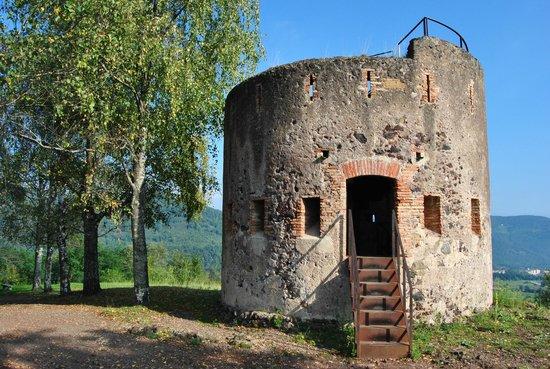 Volcán de MontsAcopa: Torre Montsacopa