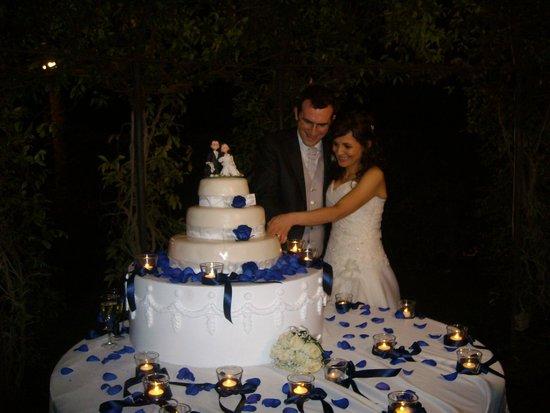 La Porta Del Principe: La torta