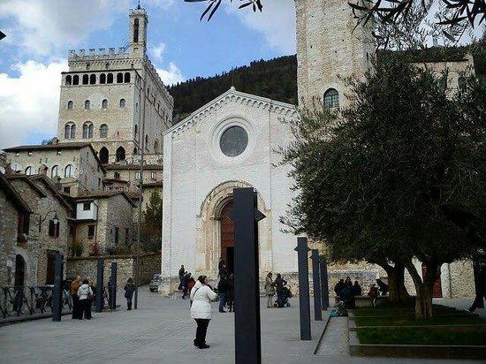 Hotel Villa Montegranelli : Gubbio