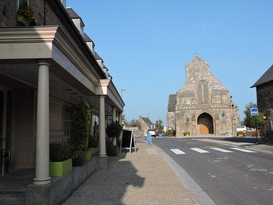 Le Gue du Holme: Saint Quentin sur le homme