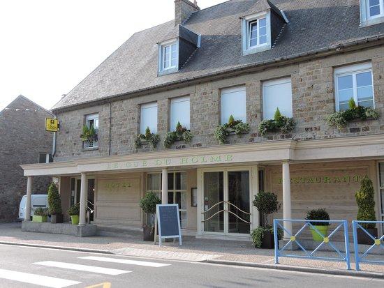 Le Gue du Holme: Hotel