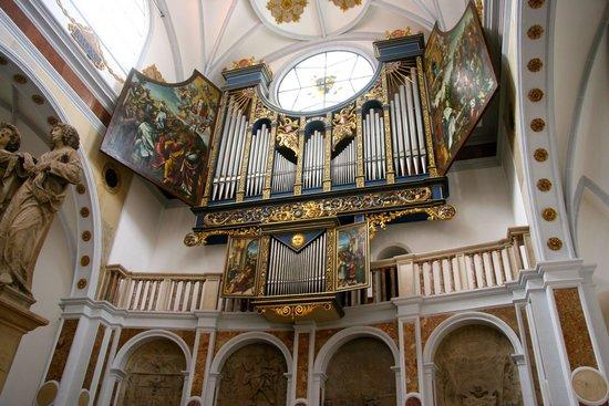 St.-Anna-Kirche: Eglise Ste Anne