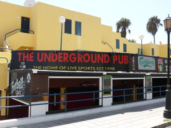 The Underground Sports Bar