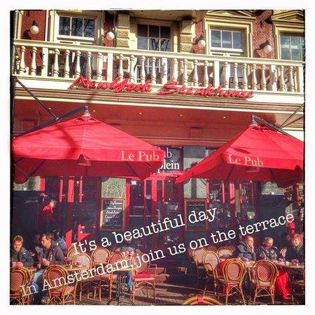 Le Pub Leidseplein Amsterdam Restaurant Reviews Phone